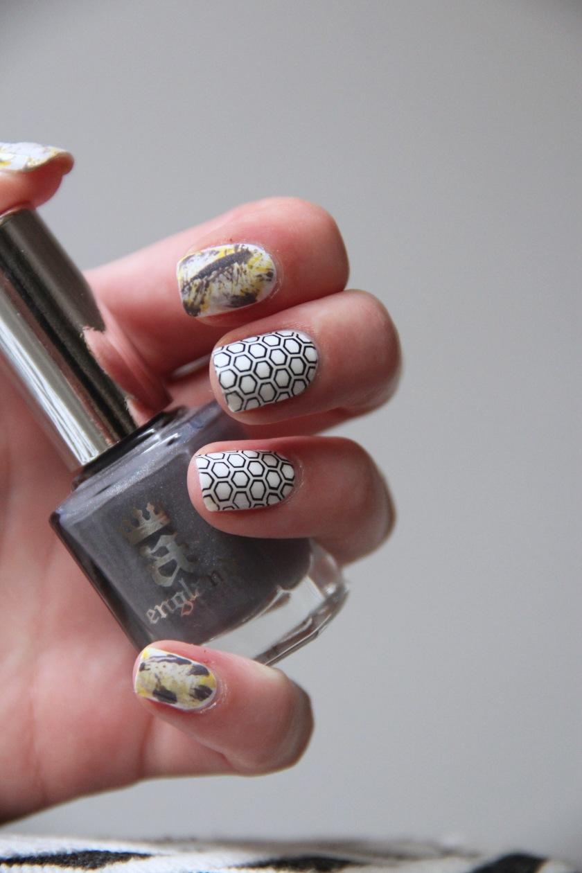 nail art mix and match 2
