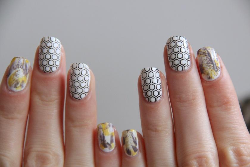 nail art mix and match 7