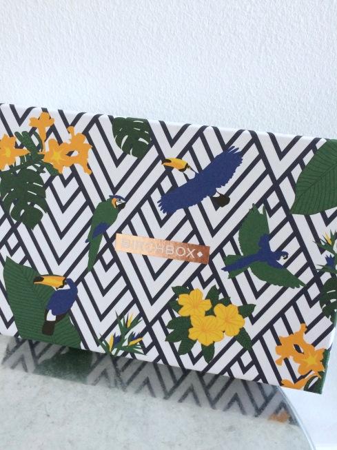 birchbox aout viva brazil
