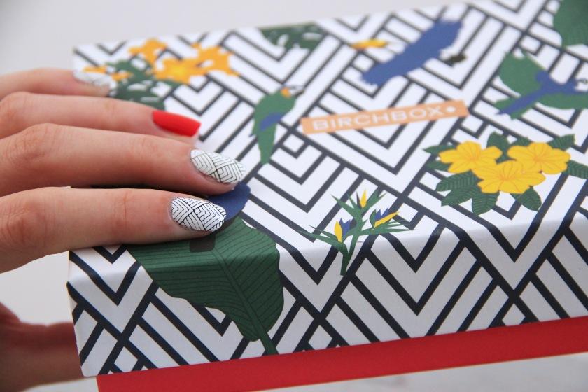 nail art birchbox