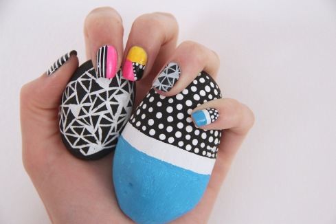 nail art graphic
