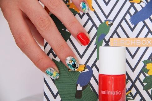nail art nailmatic birchbox