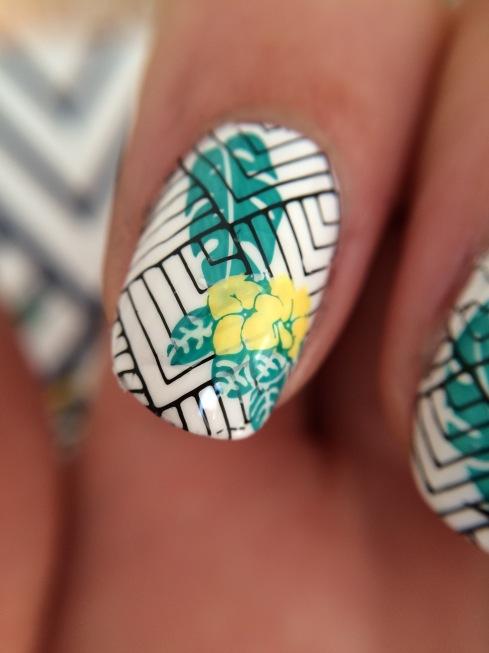 nail art  winstonia