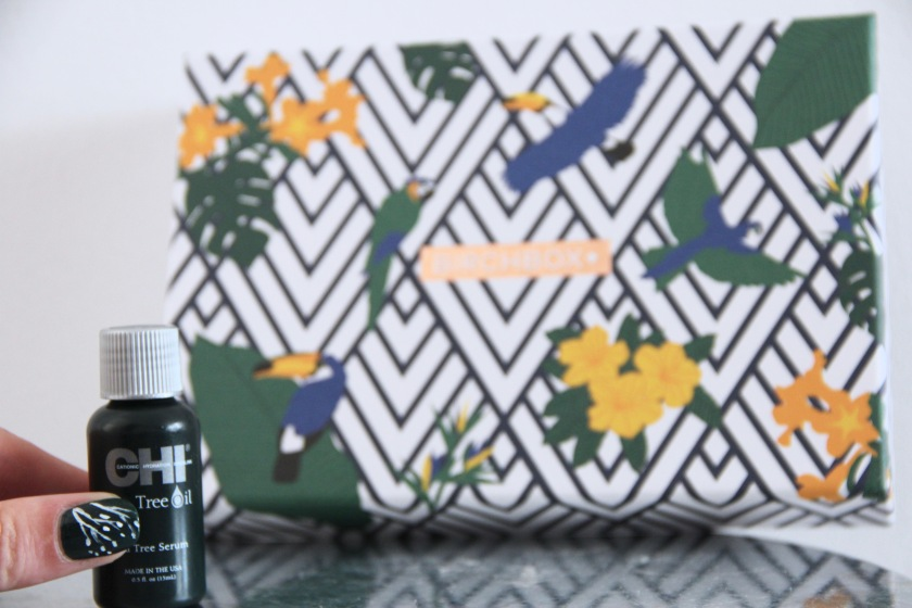 tea tree oil serum