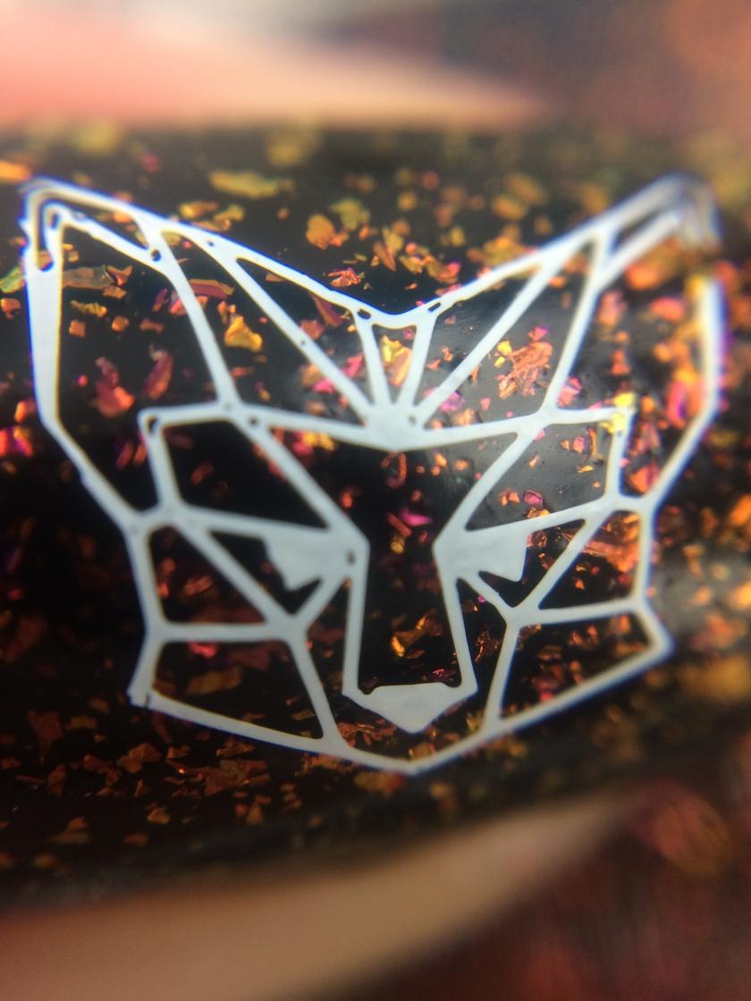 fox-origami-nail