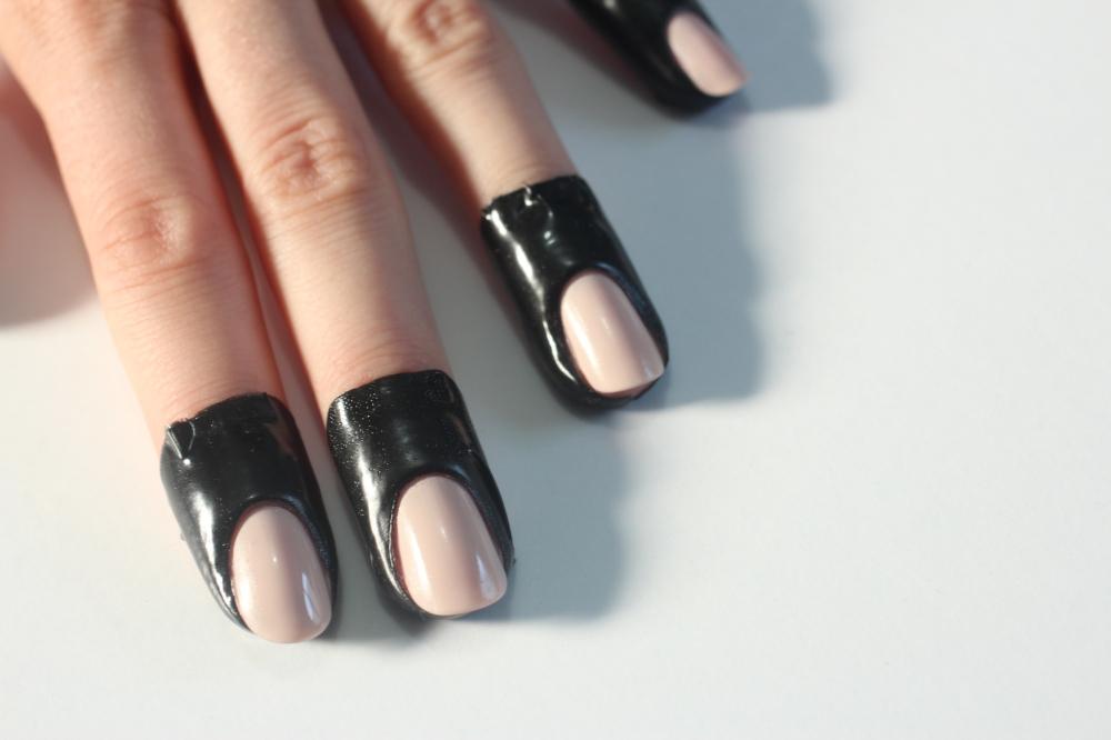 flawless finish peel off mani tape